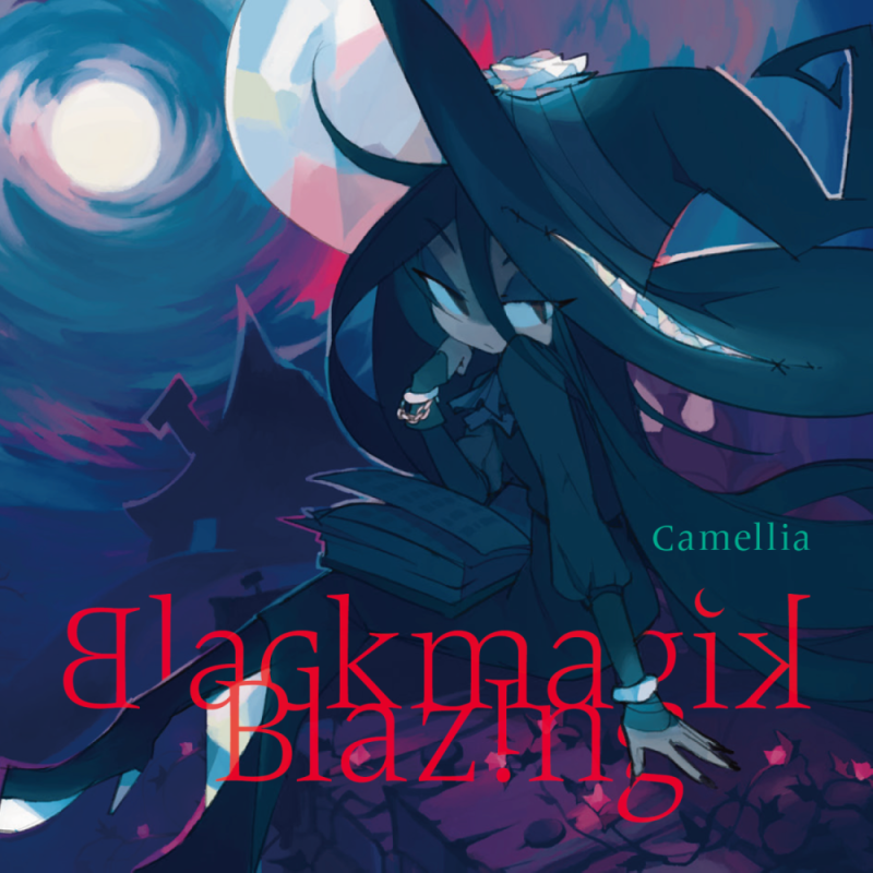 CTCD-0019 Blackmagik Blazing