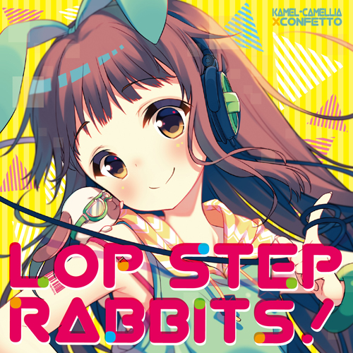 LOP STEP RABBITS!